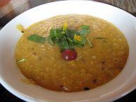 画像:いろいろな豆のカレー!