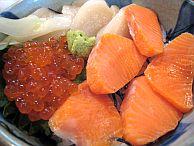 画像:北海海鮮丼
